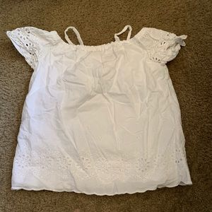 Other - White blouse